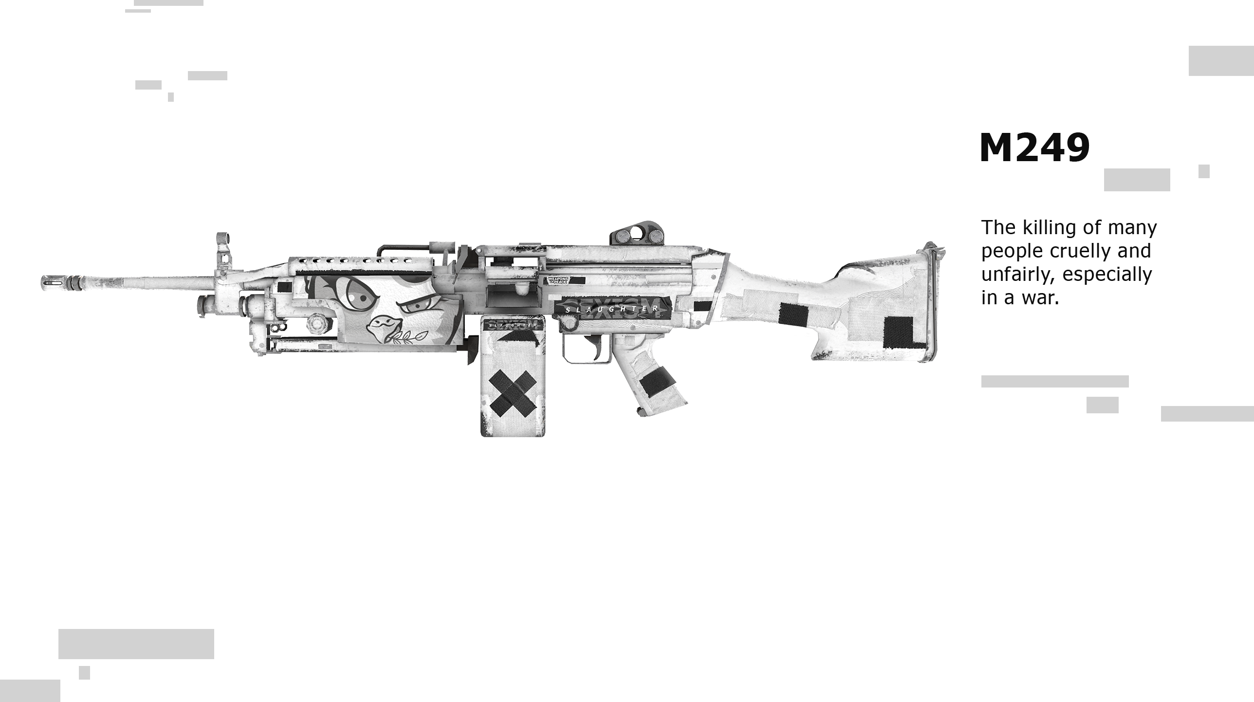 SLAUGHTER-M249